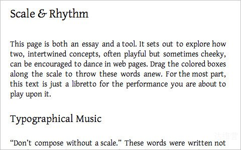 Useful Typography Resources - Typograph: Scale & Rhythm