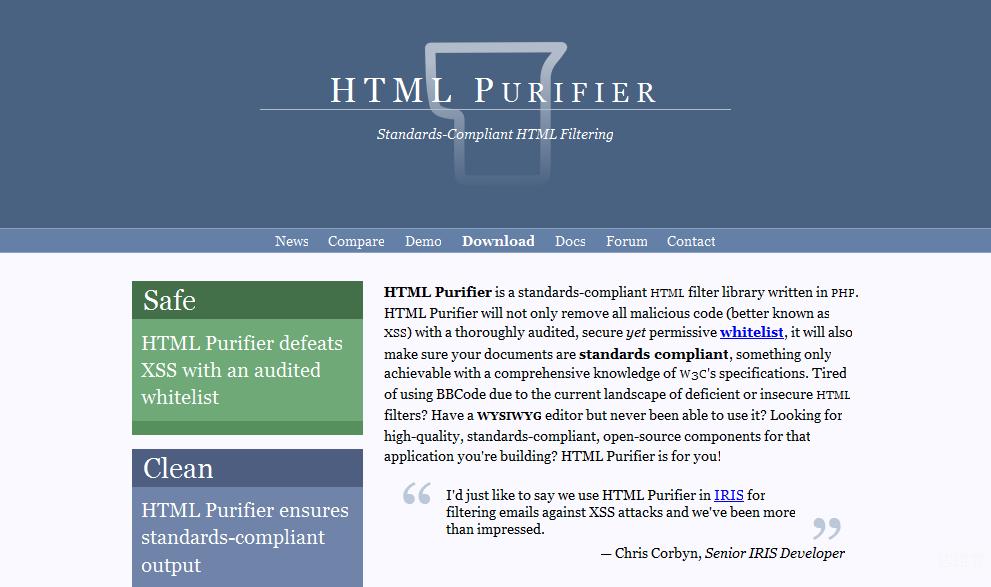 HTML-Purifier